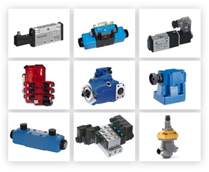 Rexroth Vickers Parker ARO Hydek Valves, Pumps & Filters Image